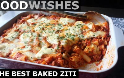 The Best Baked Ziti – Food Wishes